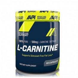 Жиросжигатель API-L-Carnitine 60 капсул