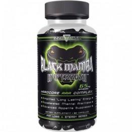 Жиросжигатель BLACK MAMBA HYPER RUSH 65 МГ EPH (90 КАПСУЛ)