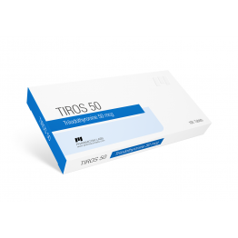 Трийодтиронин PharmaCom 100 таблеток (1 таб 50 мкг)