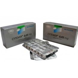 Cytover VERMODJE 100 таблеток (1 таб 50 мкг)