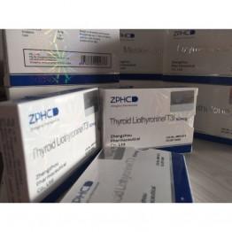 T3 (Трийодтиронин) ZPHC 50 таблеток (1 таб 25 мг)